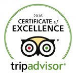 Certificat Excellence tripadvisor Camping Del Mar