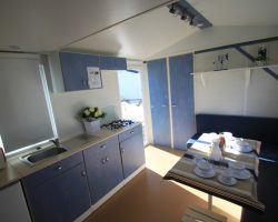 mobil home 4 places